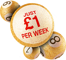 Just £1 a week
